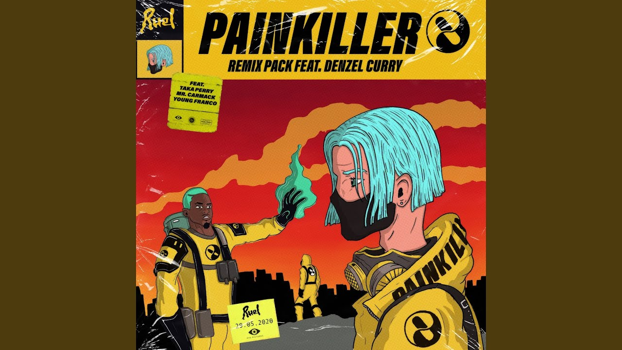 Ruel - Painkiller (feat. Denzel Curry)