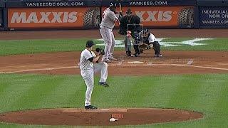 Бейсбол. MLB. Нью-Йорк Янкиз - Бостон Ред Сокс (27.09.2016) [RU]