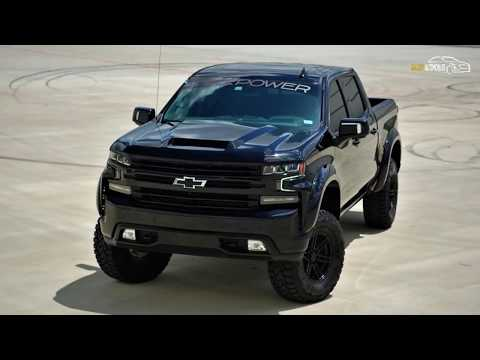 Silverado-Based Jackal PaxPower To Face The Ford F-150 Raptor
