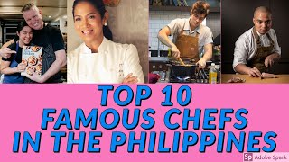 Chefs From Philippines