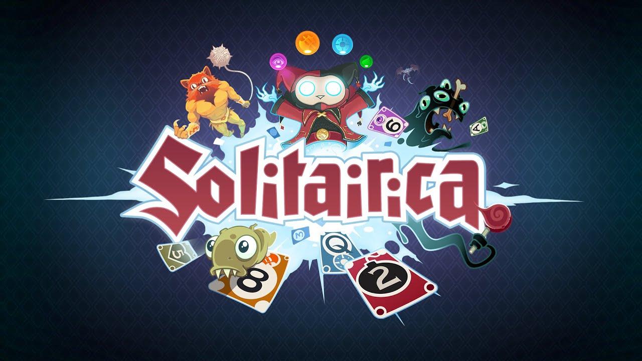 Solitairica: Launch Trailer - YouTube