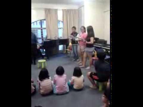 Zeeq Zali & The MusicPro Academy Choir - Rehearsal: Let's Start Giving