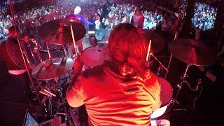 Won't Stop Now - Live Drums | Elevation Worship featuring Luke Anderson