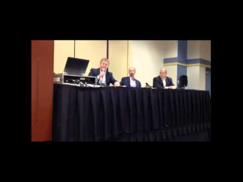 "Karl J  Weaver sits on ""NFC - A Reality Check"" Panel Session @ Mobile Payment Conference Jan 30 2014"
