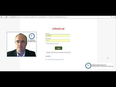 Siebel Open UI IP2014