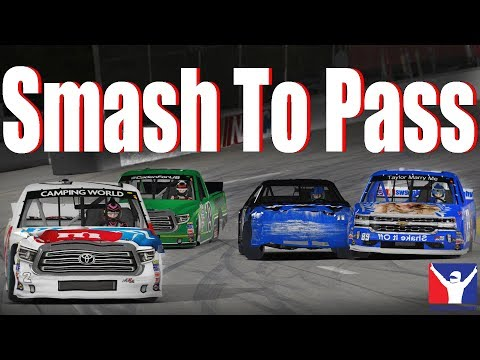 Hosted Smash To Pass @ South Boston | iRacing