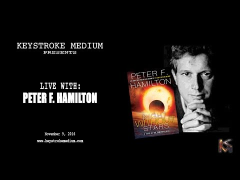 LIVE! with Peter F. Hamilton