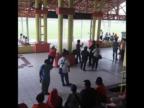 Lomba Slalom Test (Borneo Amateur Radio Festival 9th)