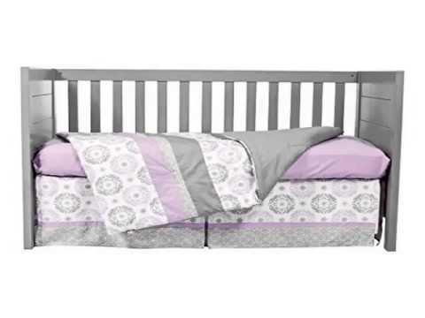 Check Trend Lab 3 Piece Florence Crib Bedding Set Best