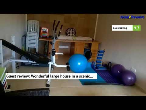 Pera Pedi Pine Villa Hotel Review 2017 HD, Pera Pedi, Cyprus
