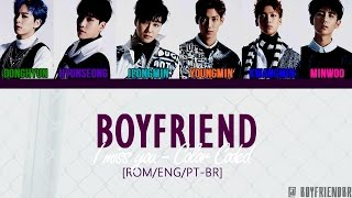 Boyfriend - I Miss You | Legendado [Color Coded/PT-BR/ENG/ROM]