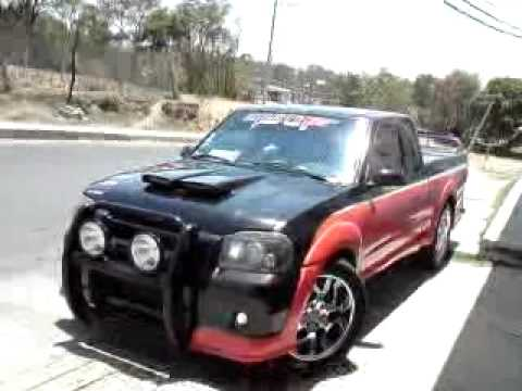 Frontier Nissan Tuning 1ra Part Youtube