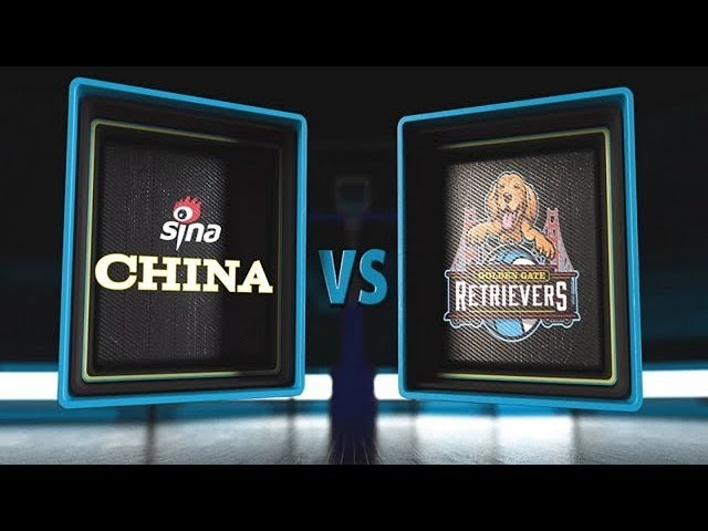 3BALL USA Showcase | Day 1: Game 5 | Sina China vs  Golden Gate Retrievers