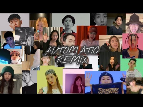 AUTOMATIC REMIX - Various Artists With Artists Video ver.
