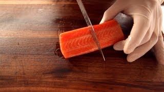 ChefSteps • Portioning Fish Perfectly