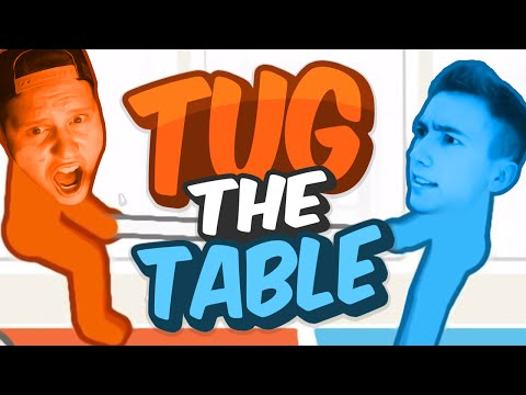 Tug 'Under' the Table With Ethan