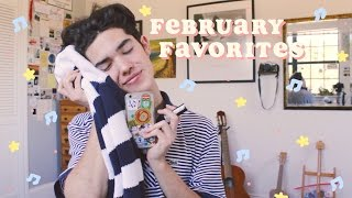 February Favorites 🎵⭐️ ( New Music, Thrifted Clothes )