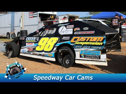 #98 Shon Flanary - Open Wheel - 9-3-17 Tazewell Speedway - In Car Camera