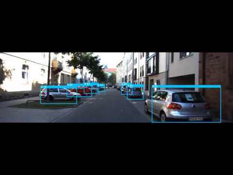 2D Object Detection for Autonomous Driving  |  TensorFlow Implementation of SqueezeDet