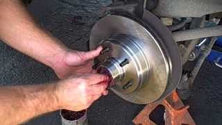 How to pack wheel bearings
