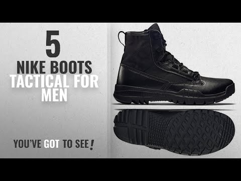 Top 10 Nike Boots Tactical [ Winter 2018 ]: Nike Men's SFB Field 6