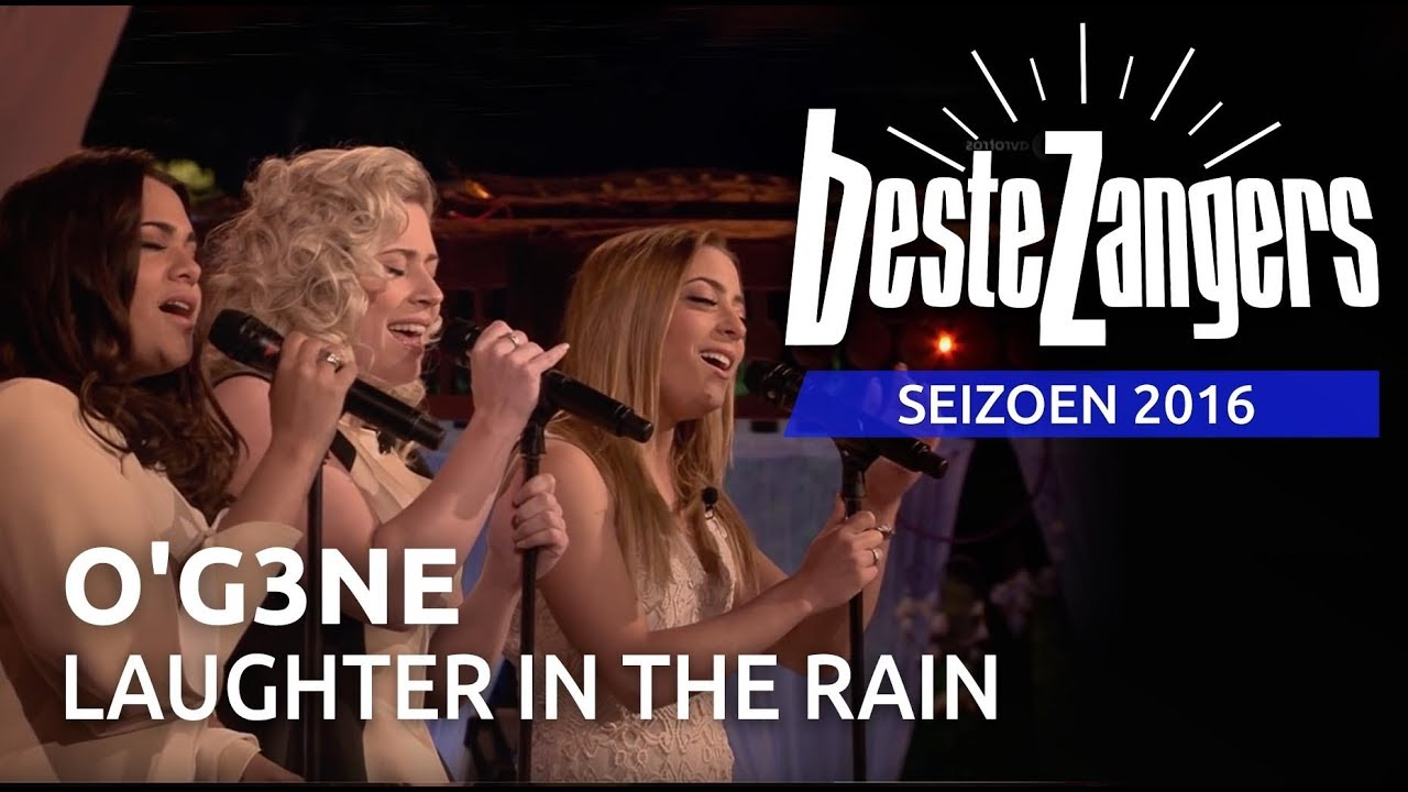 O'G3NE - Laughter in the rain | Beste Zangers 2016