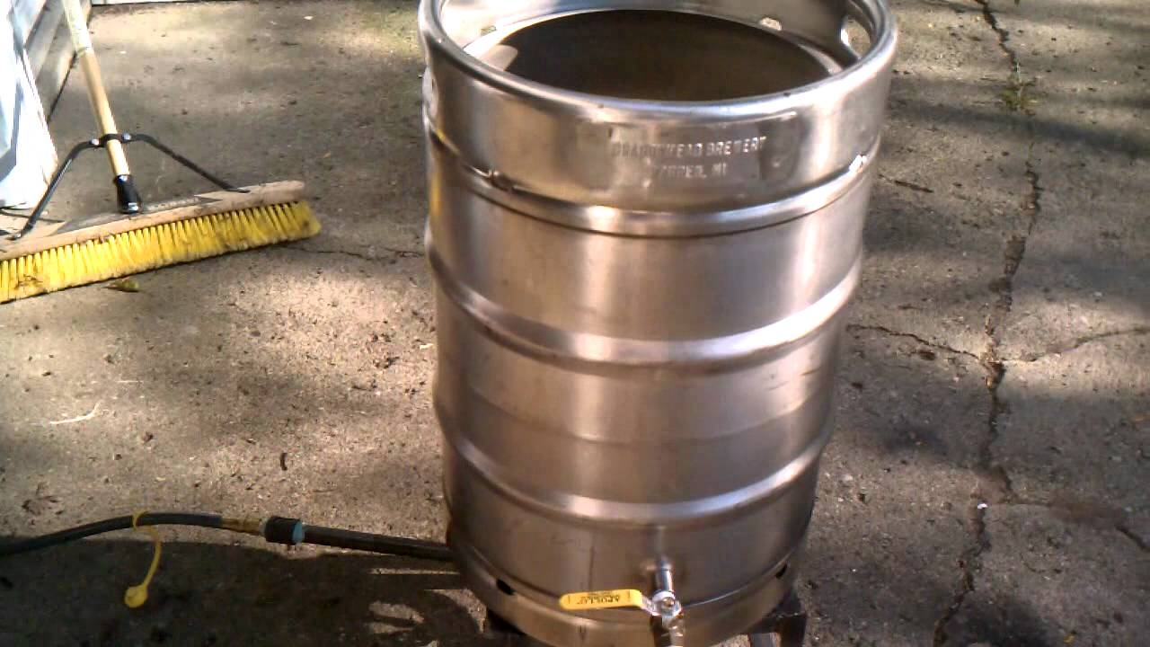 Beer Burner Natural Gas
