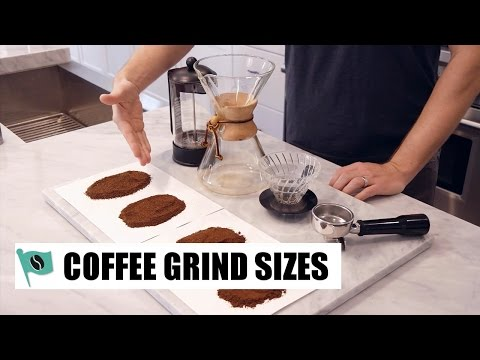How long do i grind coffee beans for french press