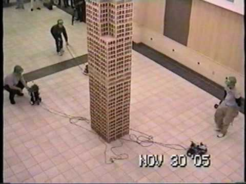 Sears Tower demolition