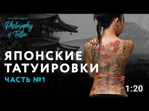 ЯПОНСКИЕ ТАТУИРОВКИ | Почему японцы не любили тату? | История японской татуировки | Часть 1