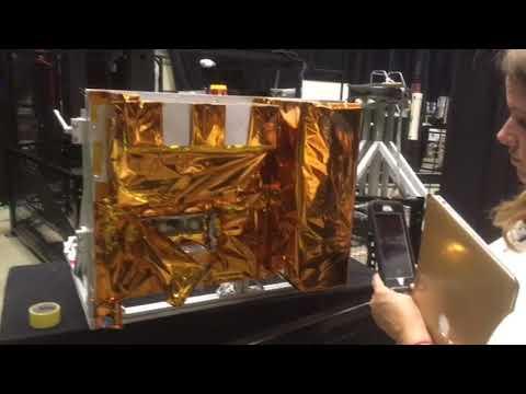 #NASASocial Robotics and Refueling testing