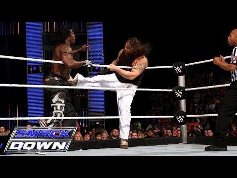 R-Truth vs. Bray Wyatt: SmackDown, February 12, 2015