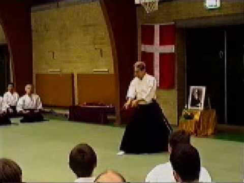 Shoji Nishio Aikido Toho Iai 11 Sanbo Sankyo
