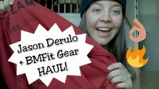 Online Collective Haul: Jason Derulo + BMFit Gear!