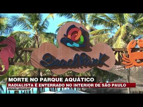 Beach Park fecha para perícia após morte de turista