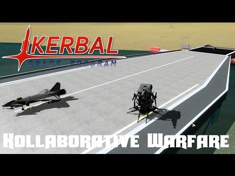 Kollaborative Warfare #10, Asset Retrieval, Kerbal Space Program