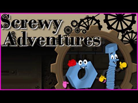 Screwy Adventures Level 1-18 Walkthrough