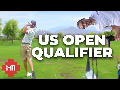 Golf Course Vlog - PGA Tour Driven - Pt 1 Blaire US Open Qualifier Practice Round