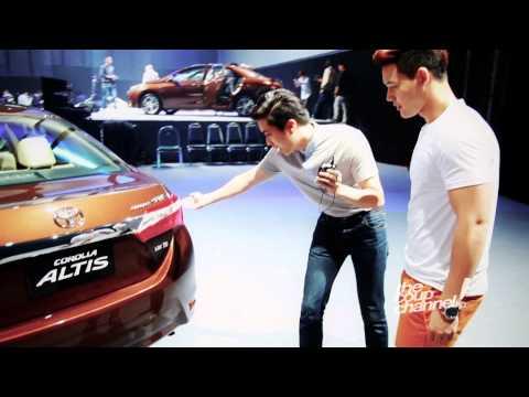 The Coup Channel : เปิดตัว/เจาะลึก Toyota Corolla ALTIS โฉมใหม่!