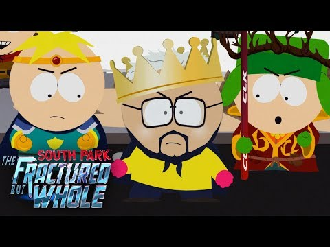 НОВЫЙ ГЕРОЙ ► South Park: The Fractured But Whole #1