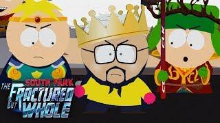НОВЫЙ ГЕРОЙ ► South Park: The Fractured But Whole #1