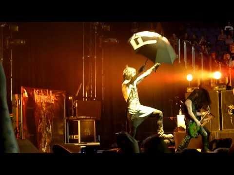 MURDERDOLLS - I LOVE TO SAY FUCK LIVE @ OZZFEST 2010.