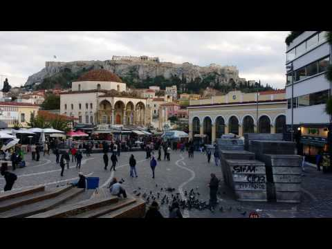 Monastiraki Main Square (Athens, Greece)