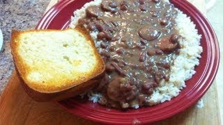 New Orleans Style Red Beans & Rice Recipe