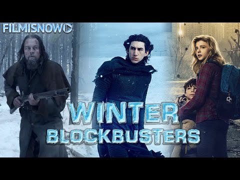 Winter Blockbuster Releases - What are you most excited for?