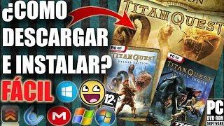 Descargar Titan Quest Gold Edition – Unleashed para PC FULL En Español (Paso a Paso)