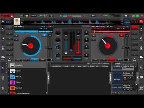 Mix Reggaeton 2018 Virtual dj