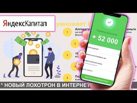 Яндекс Капитал отзывы о проекте. Выпуск 90