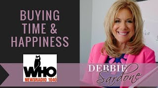 Buying Time/Happiness by Paying for a Cleaning Service | Debbie Sardone, Speed Cleaning