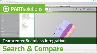 Siemens PLM Teamcenter - Search & Compare with Seamless Integration - powered by CADENAS screenshot 5